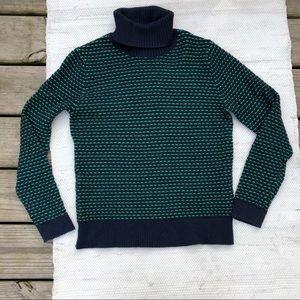 J. Crew long sleeve turtleneck sweater